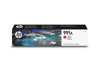 Originálná cartridge HP č. 991A (M0J78AE) (Purpurová)