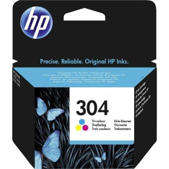 Originálna cartridge HP 304 (N9K05AE) (Farebná)
