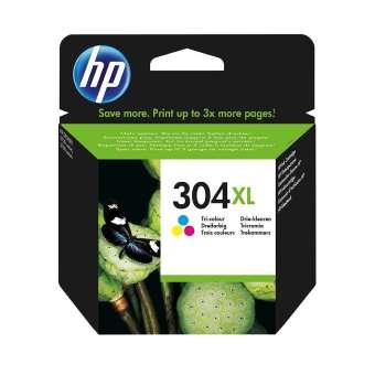 Originálna cartridge HP č. 304 XL (N9K07AE) (Farebná)