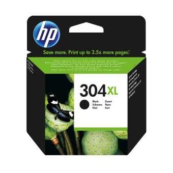 Originálna cartridge HP 304 XL (N9K08AE) (Čierná)