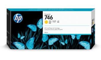 Originálna cartridge HP č. 746 (P2V79A) (Žltá)