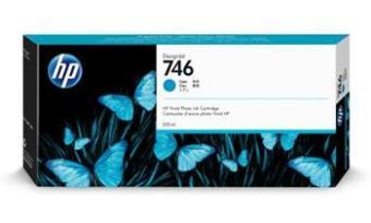 Originálna cartridge HP č. 746 (P2V80A) (Azúrová)