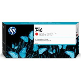 Originálna cartridge HP č. 746 (P2V81A) (Červená)