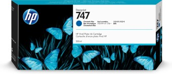 Originálna cartridge HP č. 747 (P2V85A) (Modrá)