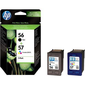Sada originálných cartridge HP č. 56 a 57 (SA342AE)
