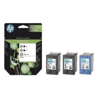 Sada originálných cartridge HP č. 21 a 22 (SD400AE)