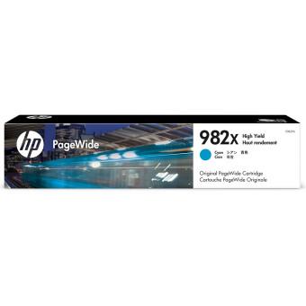 Originálna cartridge HP č. 982X (T0B27A) (Azúrová)