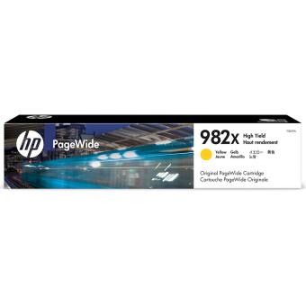 Originálna cartridge HP č. 982X (T0B29A) (Žltá)