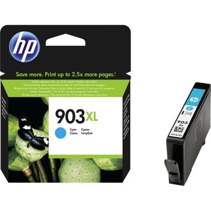 Originálna cartridge HP č. 903 XL (T6M03AE) (Azúrová)