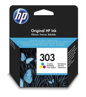 Originálna cartridge HP č. 303 (T6N01AE) (Farevná)