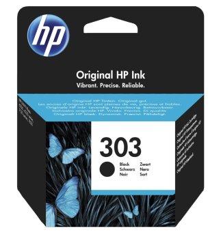 Originálna cartridge HP č. 303 (T6N02AE) (Čierná)