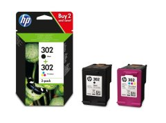Sada originálných cartridge HP č. 302 (X4D37AE)