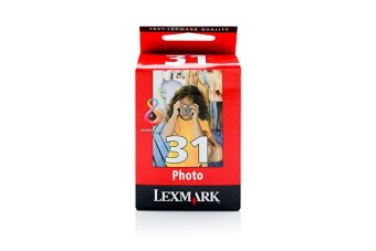 Originálna cartridge Lexmark 31 (18C0031E) (Foto Farebná)
