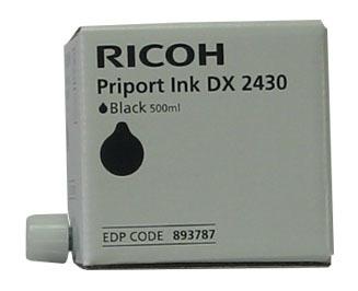 Originálna cartridge Ricoh 893787 (Čierná)