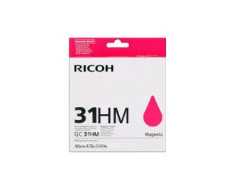 Originálna cartridge Ricoh 405703 (GC-31 HM) (Purpurová)