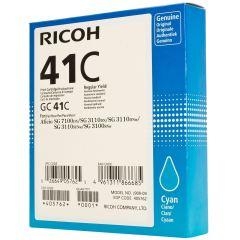 Toner do tiskárny Originálna cartridge Ricoh 405762 (Azúrová)