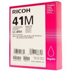 Toner do tiskárny Originálna cartridge Ricoh 405763 (Purpurová)