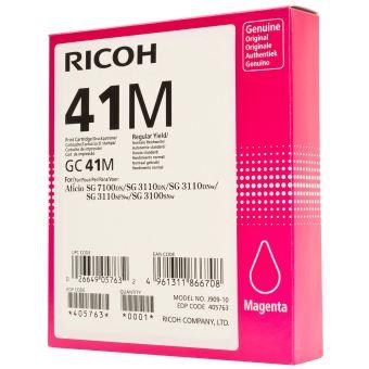 Originálna cartridge Ricoh 405763 (Purpurová)