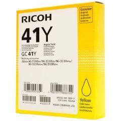 Toner do tiskárny Originálna cartridge Ricoh 405764 (Žltá)