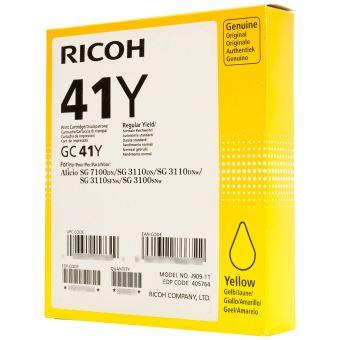 Originálna cartridge Ricoh 405764 (Žltá)