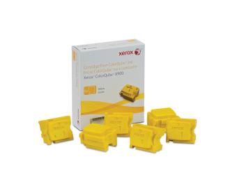 Originálny tuhý atrament XEROX 108R01024 (Žltý)