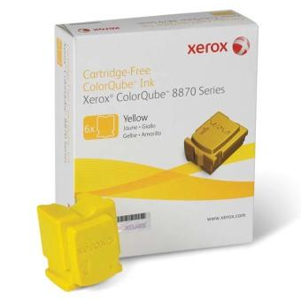 Originálny tuhý atrament XEROX 108R00960 (Žltý)