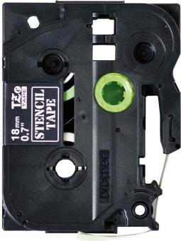 Originálná páska Brother STE-141, 18mm, páska stencil