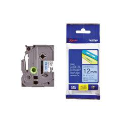 Originálná páska Brother TZE-531, 12mm, čierna tlač na modrom podklade