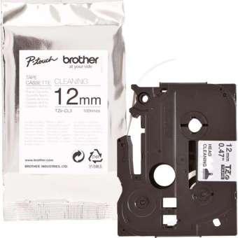 Originálná páska Brother TZE-CL3, 12mm, čistiaca kazeta