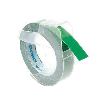 Originálná páska DYMO S0898160, 9mm, biela tlač na zelenom podklade