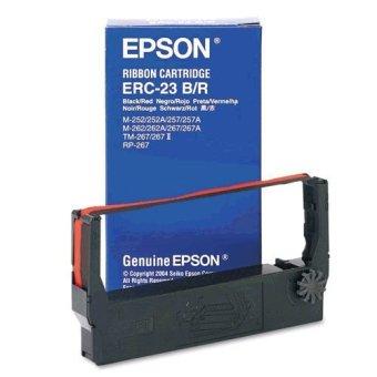 Originálna páska Epson C43S015362, ERC 23 (čierna, červená)