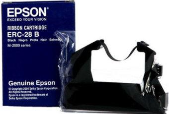 Originálna páska Epson C43S015435, ERC 28 (čierna)