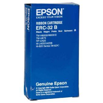 Originálna páska Epson C43S015371, ERC 32 (čierna)