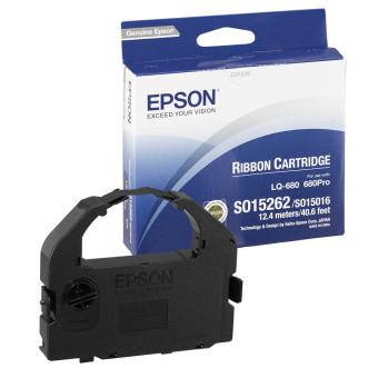 Originálna páska Epson S015262 (čierna)