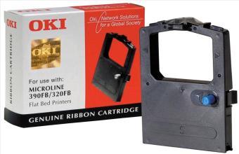 Originálna páska OKI 9002310 (čierna)