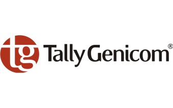Originálna páska Tally Genicom 60425 (čierna)
