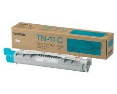 Toner do tiskárny Originálny toner Brother TN-11C (Azúrový)