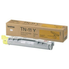 Toner do tiskárny Originálny toner Brother TN-11Y (Žltý)
