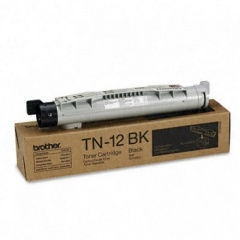 Toner do tiskárny Originálný toner Brother TN-12BK (Čierny)