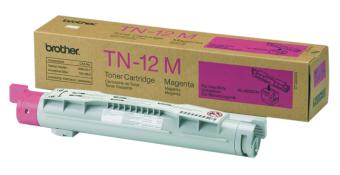 Originálný toner Brother TN-12M (Purpurový)
