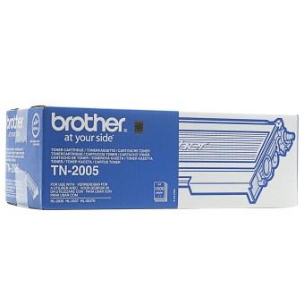 Originálný toner Brother TN-2005 (Čierny)