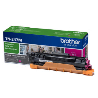 Originálny toner Brother TN-247M (Purpurový)
