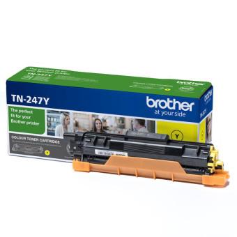 Originálny toner Brother TN-247Y (Žltý)