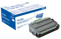 Toner do tiskárny Originálny toner Brother TN-3520 (Čierny)