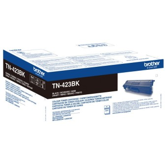 Originálný toner Brother TN-423BK (Čierny)