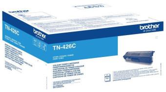Originálný toner s Brother TN-426C (Azúrový)