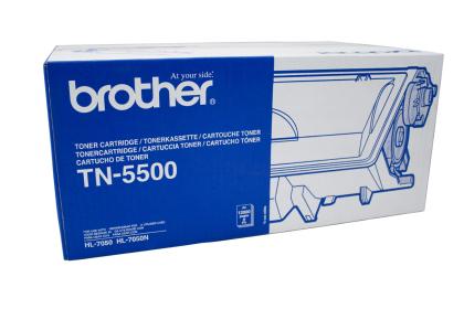 Originálný toner Brother TN-5500 Čierny
