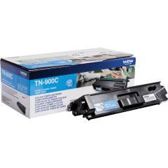 Toner do tiskárny Originálny toner Brother TN-900C (Azúrový)