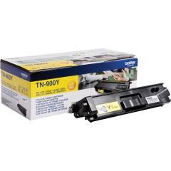 Toner do tiskárny Originálny toner Brother TN-900Y (Žltý)