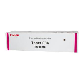 Originálny toner CANON 034 (9452B001) (Purpurový)